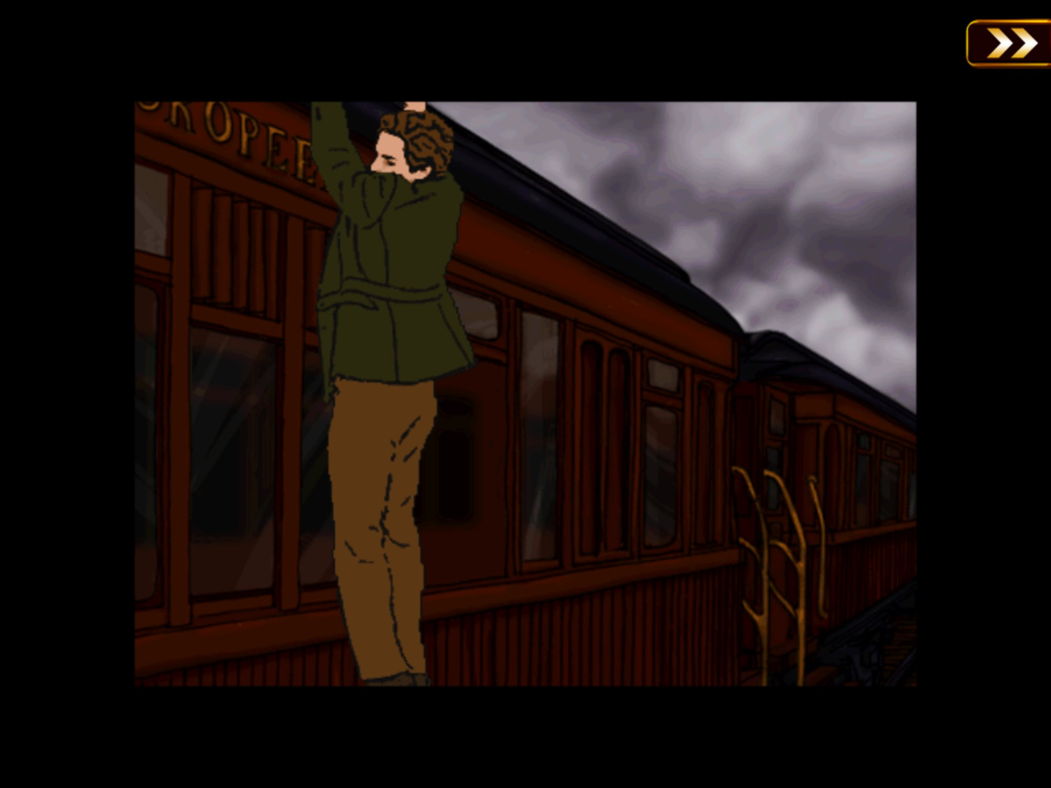 Silver Award-winning iOS and Android train adventure The Last Express is on sale right now