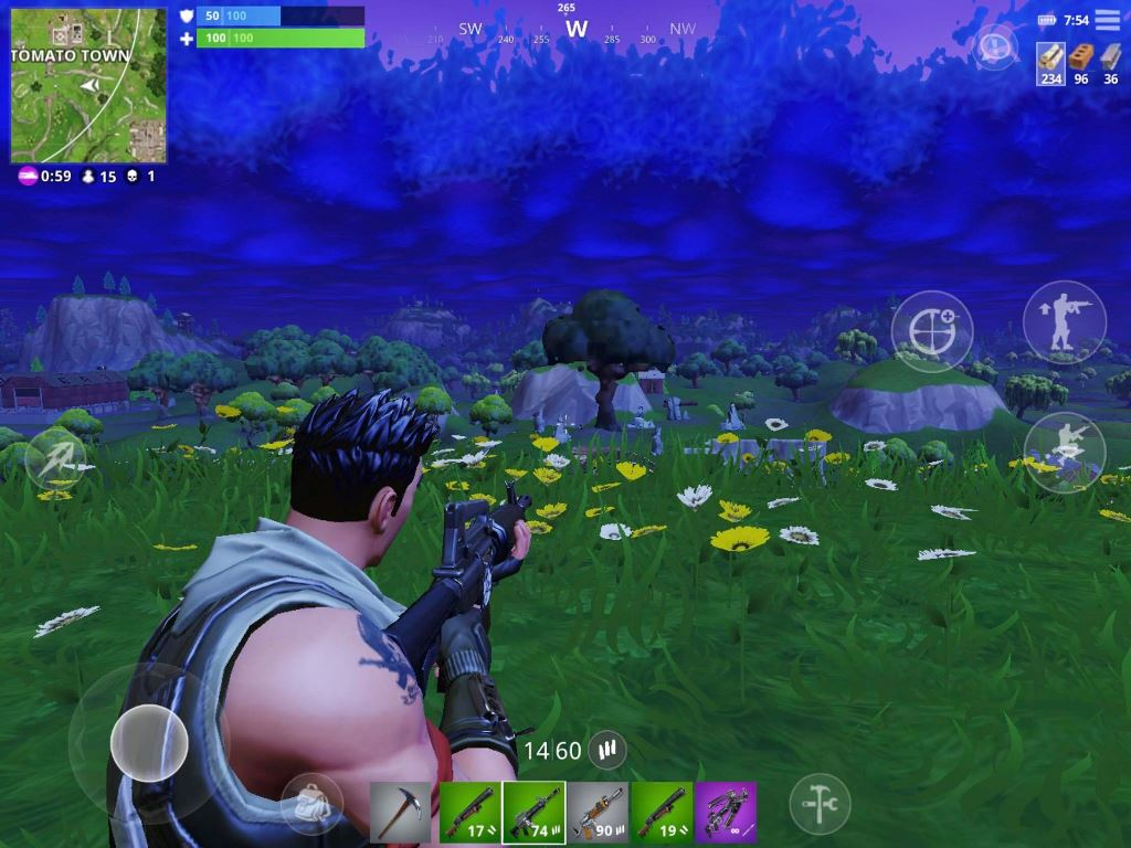 Fortnite is coming to Switch according to the Korean ratings board