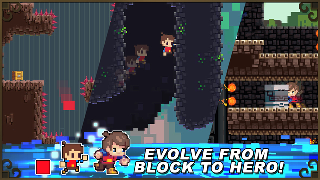 Evolving pixel platformer Adventures of Pip goes on sale for its lowest price since launch