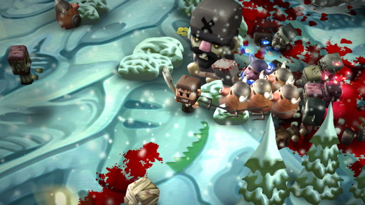 Shooter sequel Minigore 2: Zombies will feature new enemy types, additional characters, and more