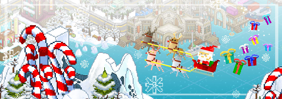 Turn your Pixel People city into a Winter Wonderland via a new update
