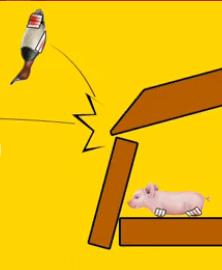 Zero Punctuation takes on iPhone: Yahtzee likes Angry Birds, Cut the Rope, Fruit Ninja