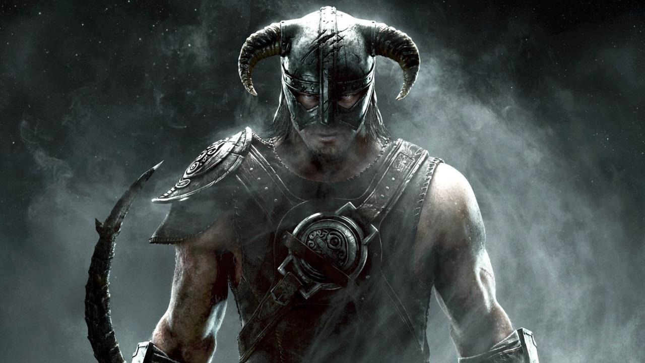Nintendo opens up a temporary Switch site for The Elder Scrolls V Skyrim