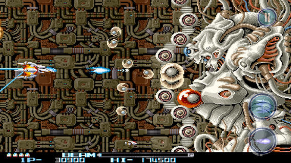 Out at midnight: Classic shooter R-Type II returns with new difficulty settings and leaderboards