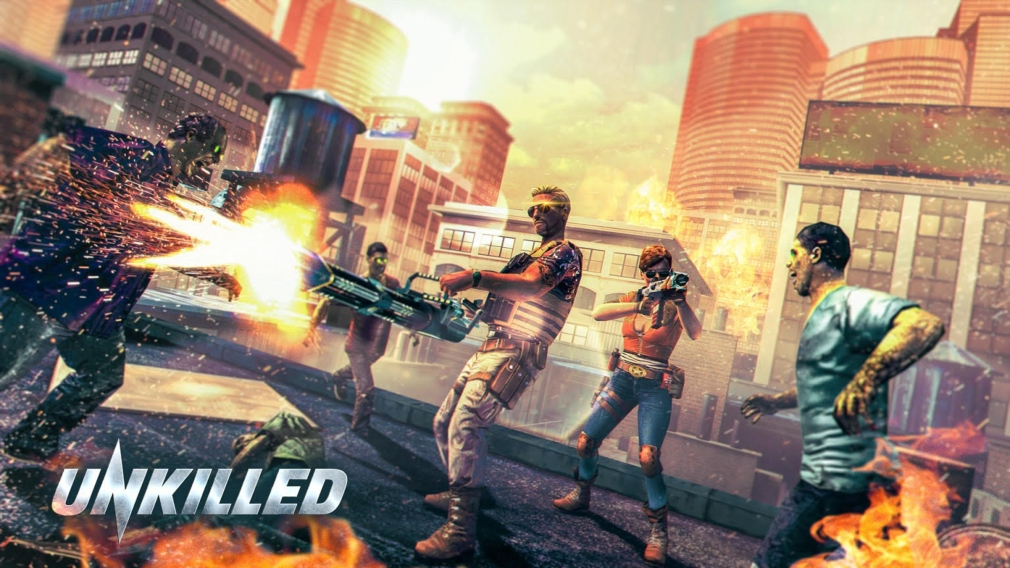 Terrific zombie-slaying FPS Unkilled unleashes its multiplayer co-op mode