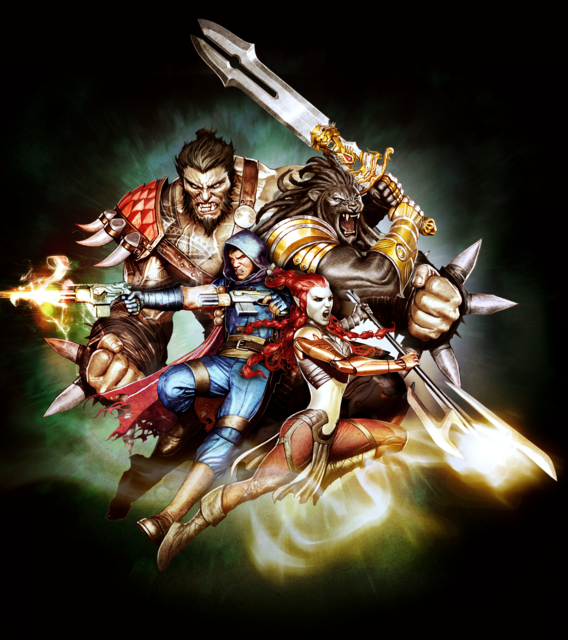 Heroes of Ruin icon