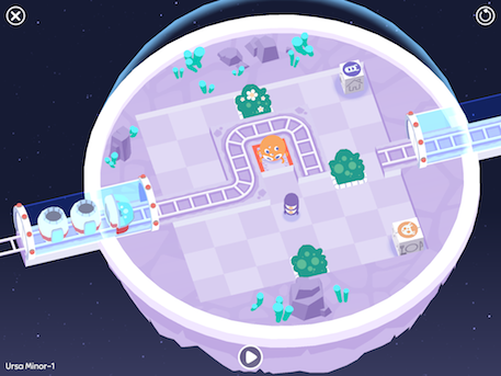 Cosmic Express review - A space-based train puzzler with a lot of heart