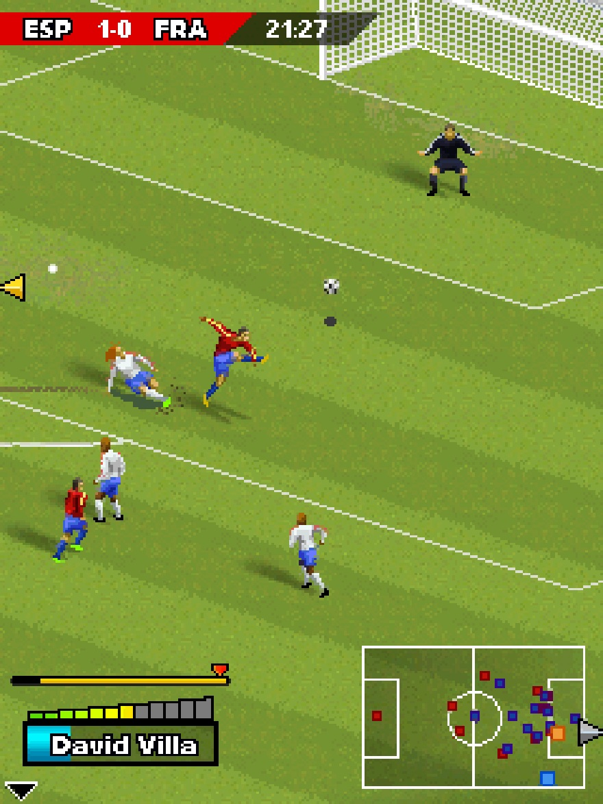 Real Football 2012 for iOS and Android updated with European Championship mode, bug fixes, and more