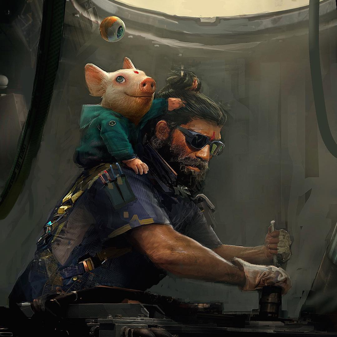 Beyond Good and Evil 2 is finally coming...and it might be a Switch exclusive??