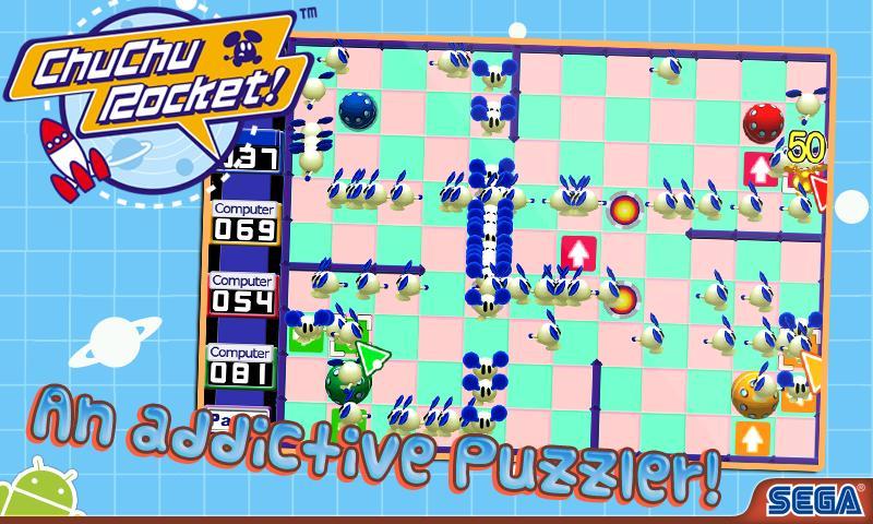 Sega pulls ChuChu Rocket, Gunstar Heroes, and more from iOS and Android shelves