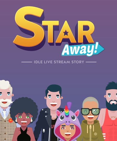 Be a web-wide star in the simulation game Star Away!, soft launched on iOS in Ireland, Finland, and Thailand