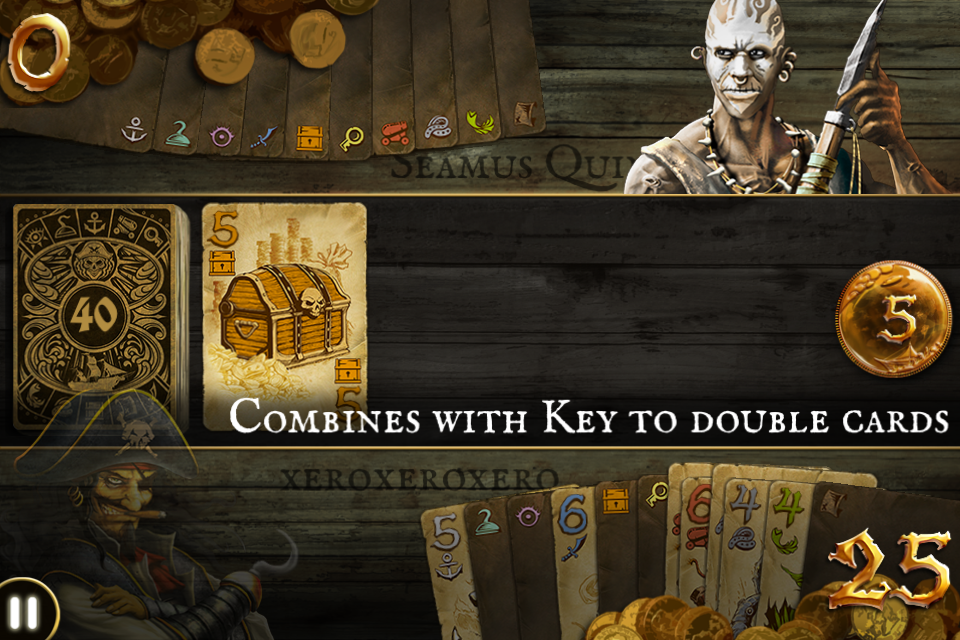 Pirate-themed card game Dead Man's Draw is now free-to-play
