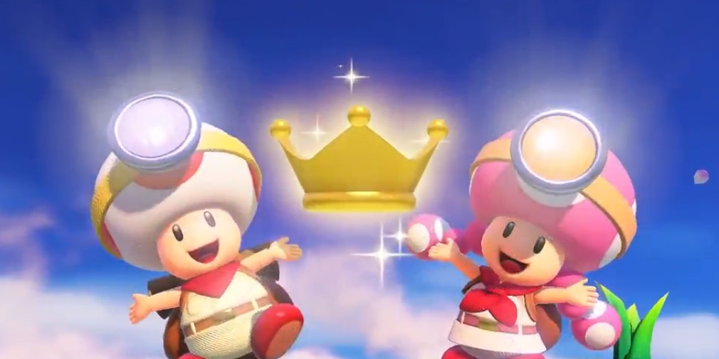 Captain Toad: Treasure Tracker is getting true co-op in a free update