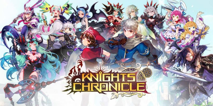 Knights Chronicle celebrates its third anniversary with a new hero and limited-time events