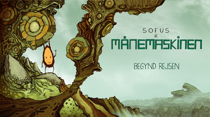 Sofus and the Moon Machine review - Does it hold up to 80 Days and Sorcery!?