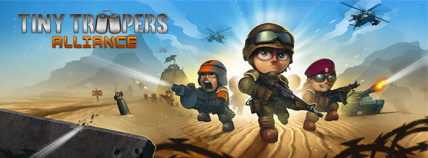 Tiny Troops: Alliance is a Clash of Clans a-like that's heading to iPhone and iPad soon