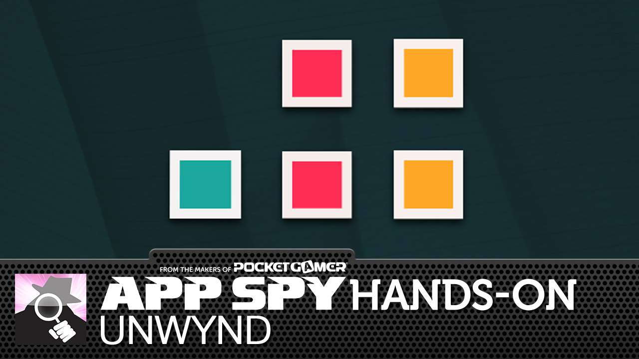 Unwynd is a wonderfully relaxed new mobile puzzler from Dropout Games...