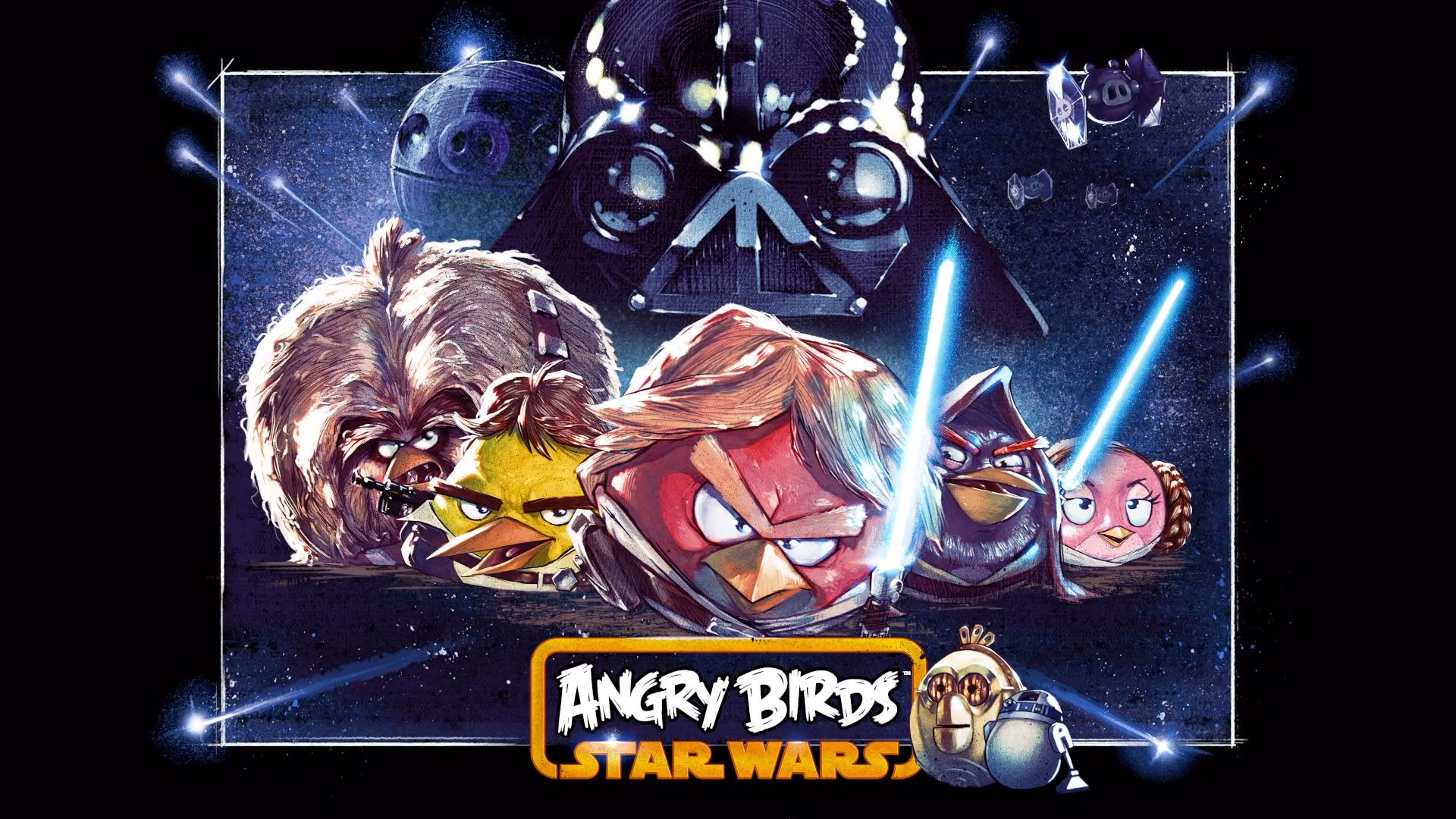 Angry birds star wars ofrece actualmente más de 80 niveles angry
