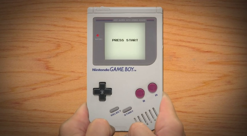 Watch this video of nearly every Game Boy start screen when you get a spare three hours