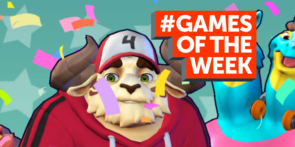 GAMES OF THE WEEK - The 5 best new games for iOS and Android - May 23rd