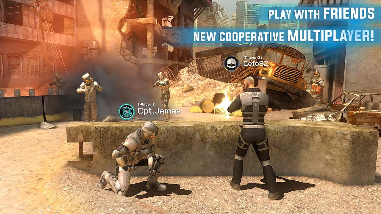 Overkill 3 is about to get a lot more social with an extensive multiplayer update