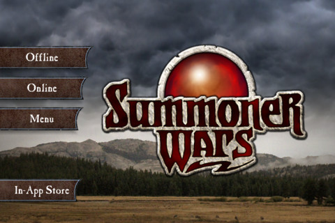 Summoner Wars casts its spell over iOS today