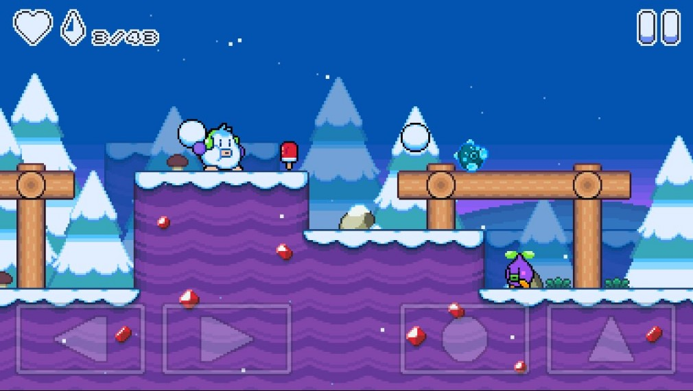 "Snow Kids review - ""A retro platformer that revels in the past but doesn't dwell on it"""