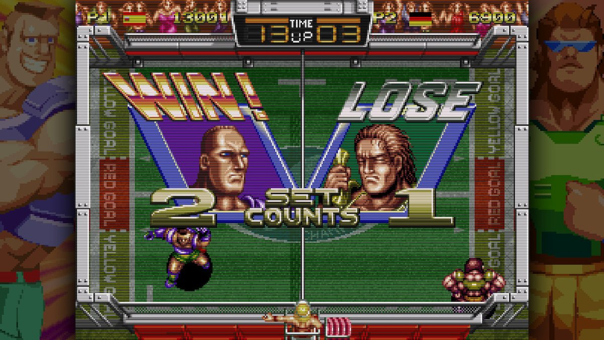Windjammers icon