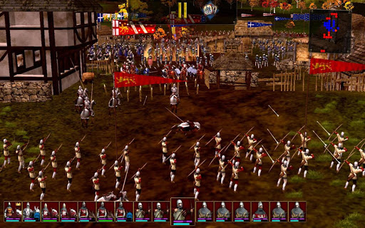 Great Battles Medieval lets you rewrite the Hundred Years War from your iPad or Android device