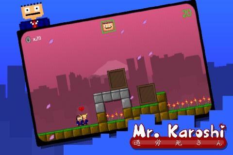 Mr Karoshi