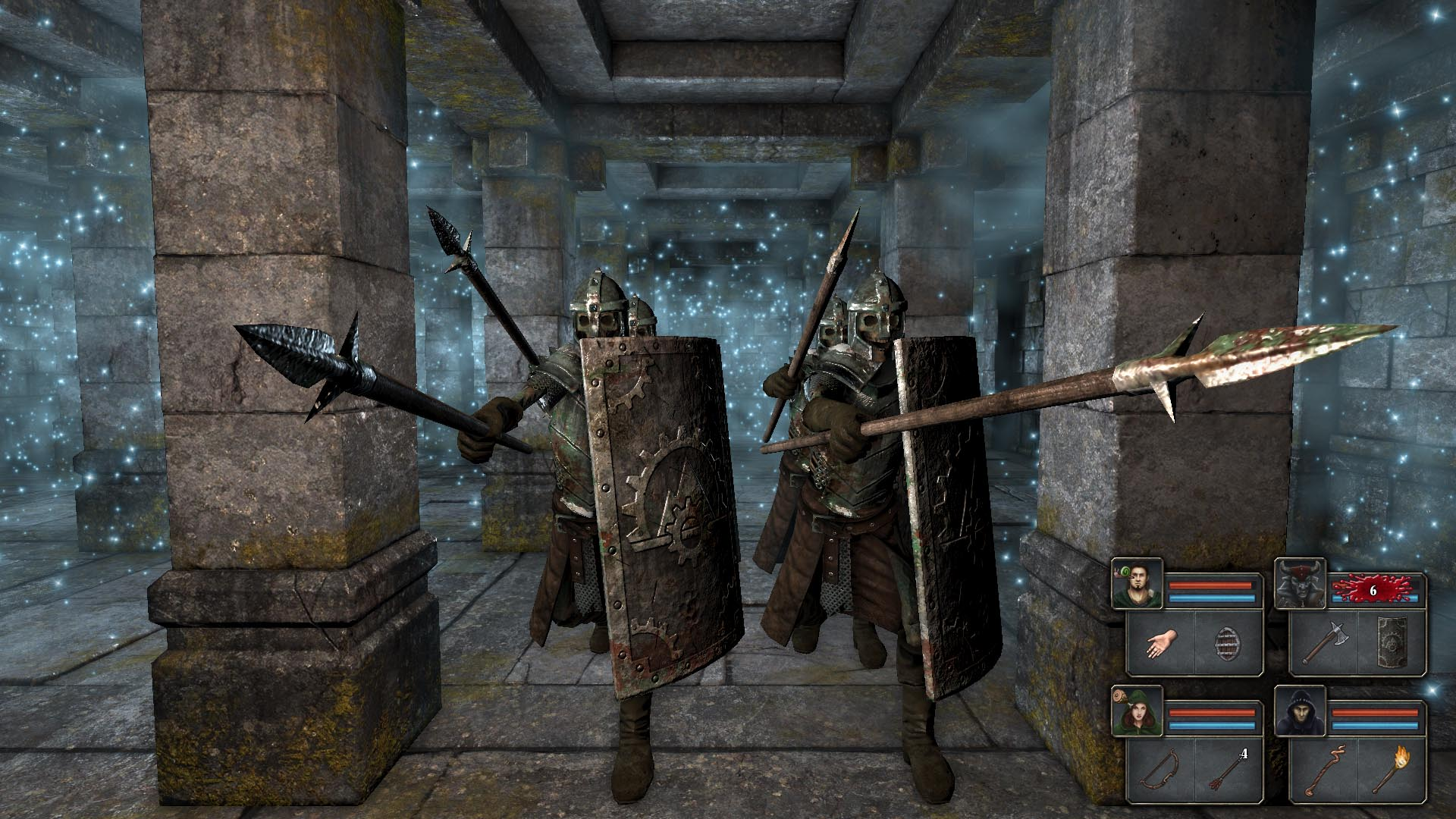 PC dungeon crawler Legend of Grimrock has been officially announced for iOS