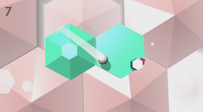 Twitchy high score game Tiltagon is the 'Super Hexagon' of tilting