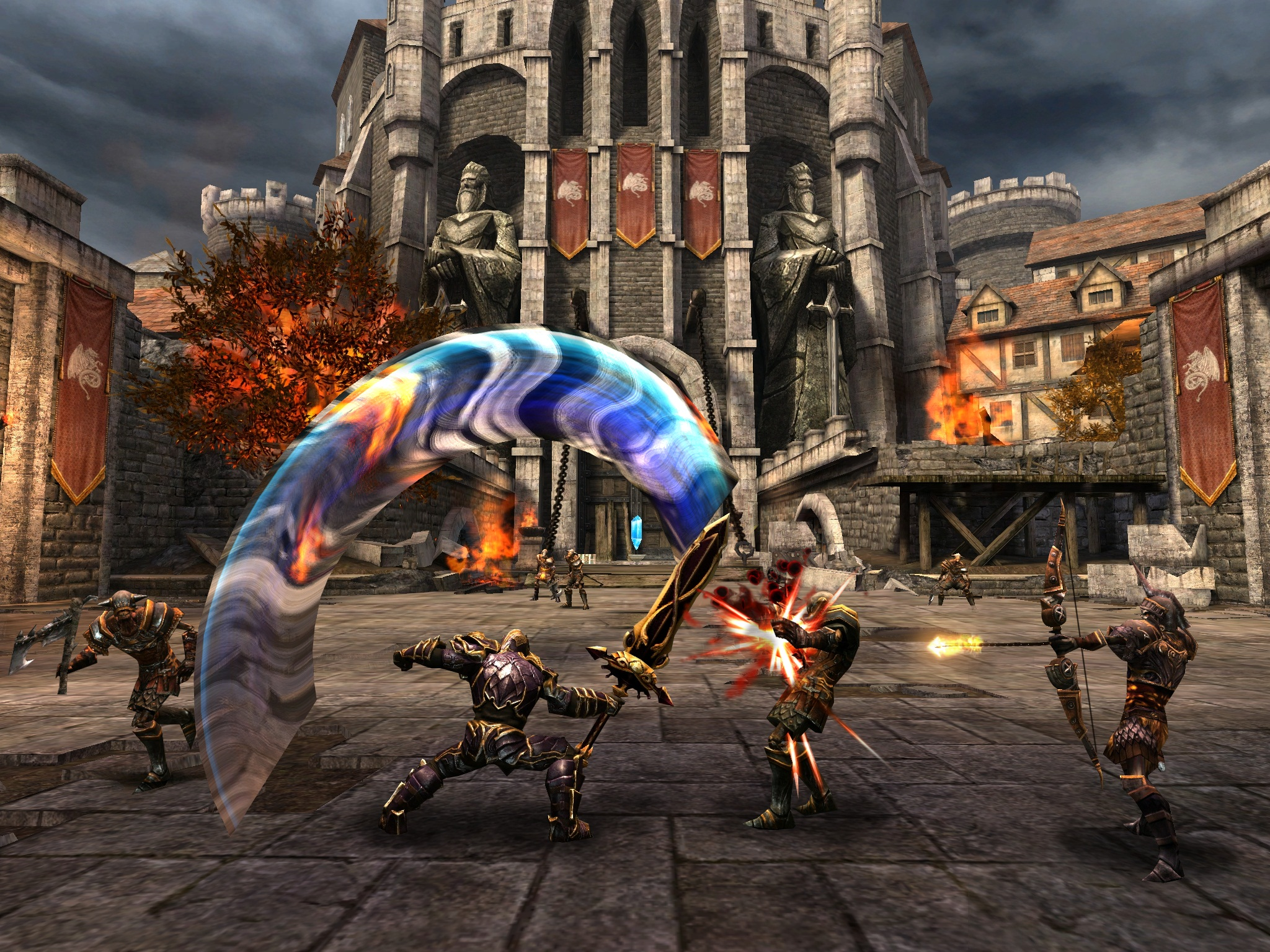 Hands on with Gameloft's Unreal game Wild Blood