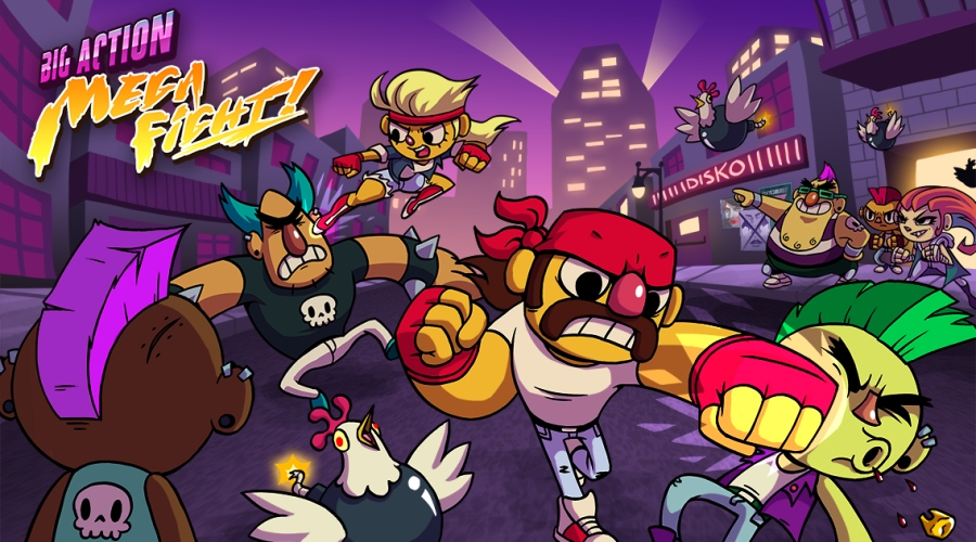 Big Action Mega Fight!'s new premium pricing is a knockout, dev no longer making F2P games