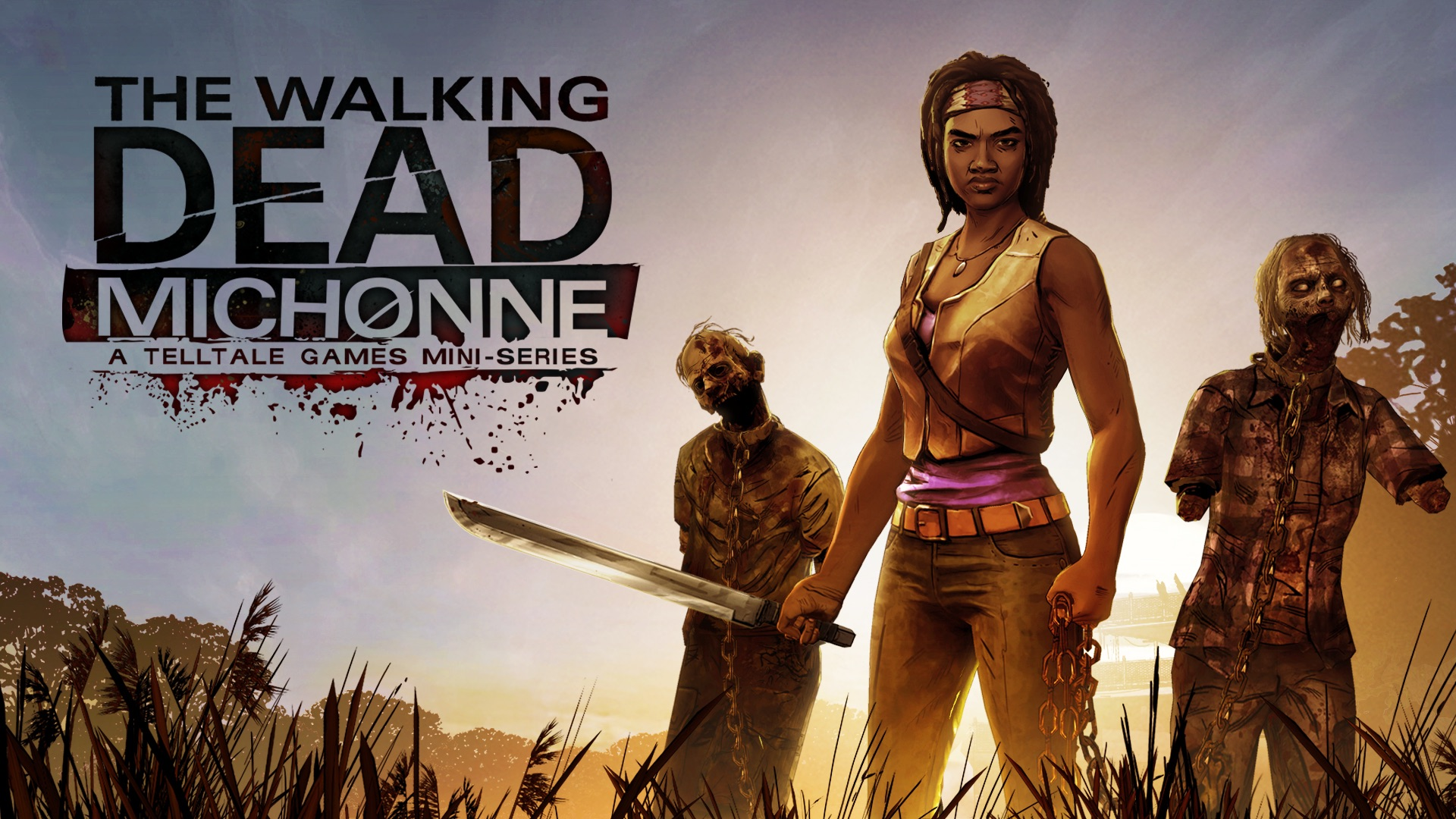 E3 2015: Telltale unveils Walking Dead mini-series featuring comic character Michonne