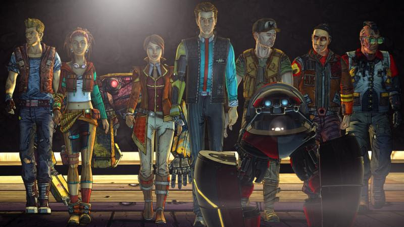 Get your first look at Episode 4 of Tales from the Borderlands, out on August 20th