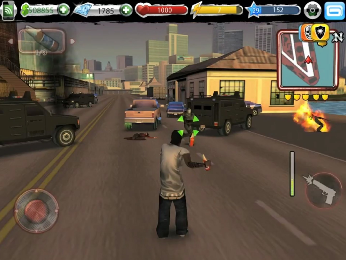 Gameloft bringing Grand Theft Auto-esque free-to-play title Urban Crime to iOS on January 12th