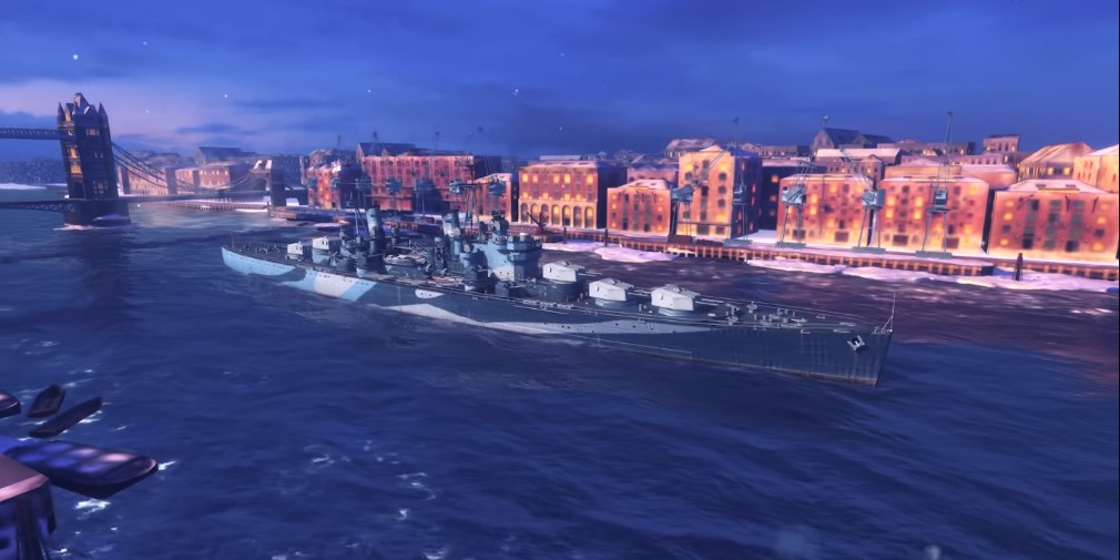 World of Warships Blitz takes home the PG People's Choice award at the Mobile Games Awards 2019