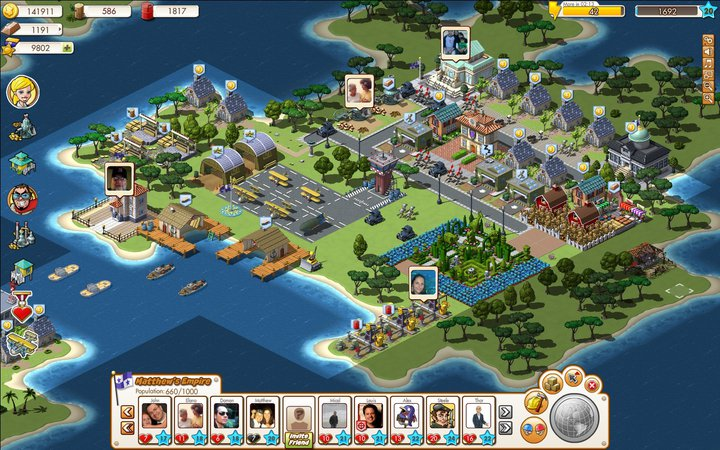 Battles and bugs: Hands-on with Zynga's freemium Facebook outing Empires & Allies