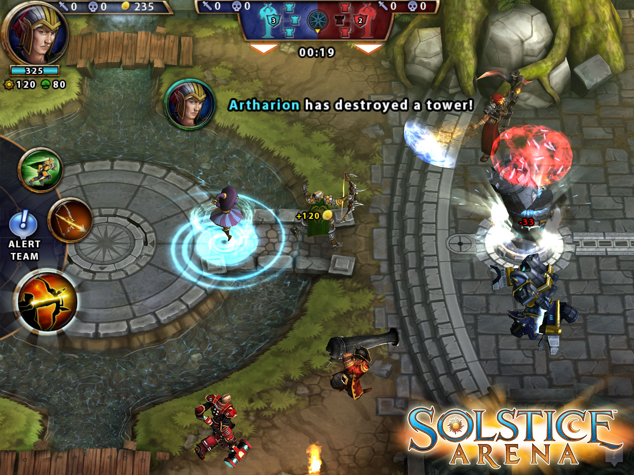 Zynga releases fast-paced MOBA Solstice Arena in New Zealand and Canada