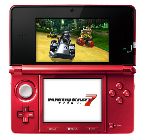 Mario Kart 7's new Community App lets you compete for a place in the Hall of Fame