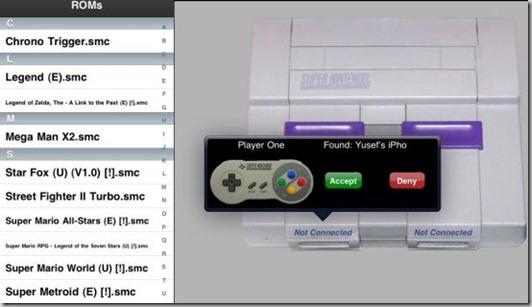 SNES HD brings old skool Nintendo gaming to your iPad