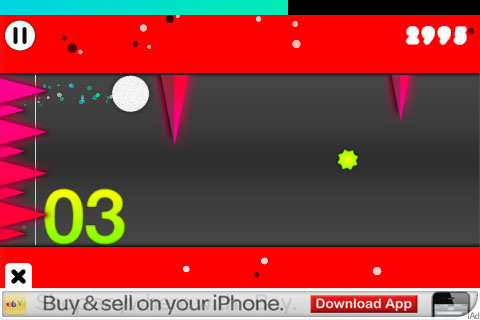 Free iPhone game: DOT5URBO