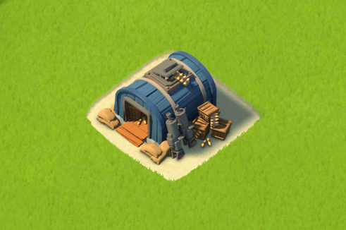 Boom Beach Support guide: Armory