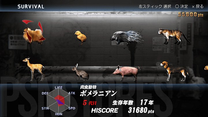 Lead a pack of ravenous chihuahuas through the deserted streets in Tokyo Jungle for PS Mobile