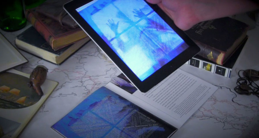 Ice-Bound pushes the limit of what's interactive in interactive fiction
