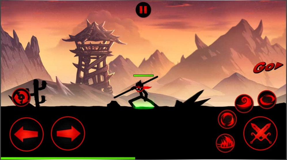 League of Stickman heading for iOS and Windows Phone on October 15th