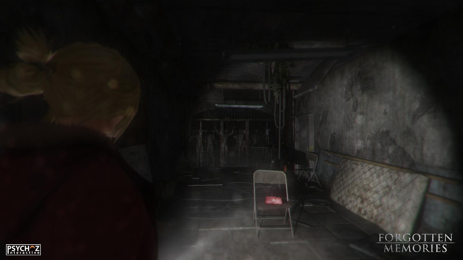 Forgotten Memories recalls the classic horror games of the past, out now on iOS