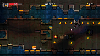 Meganoid review - A fun roguelike platformer held back by clunky controls
