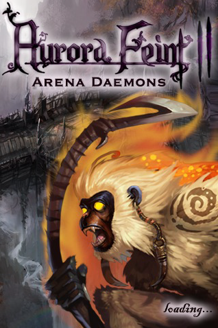 Aurora Feint II: Arena Daemons update coming to iPhone